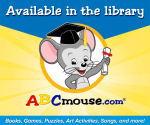 ABCMouse.com - available in the library